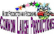 Common Laugh Productions, music recording and production